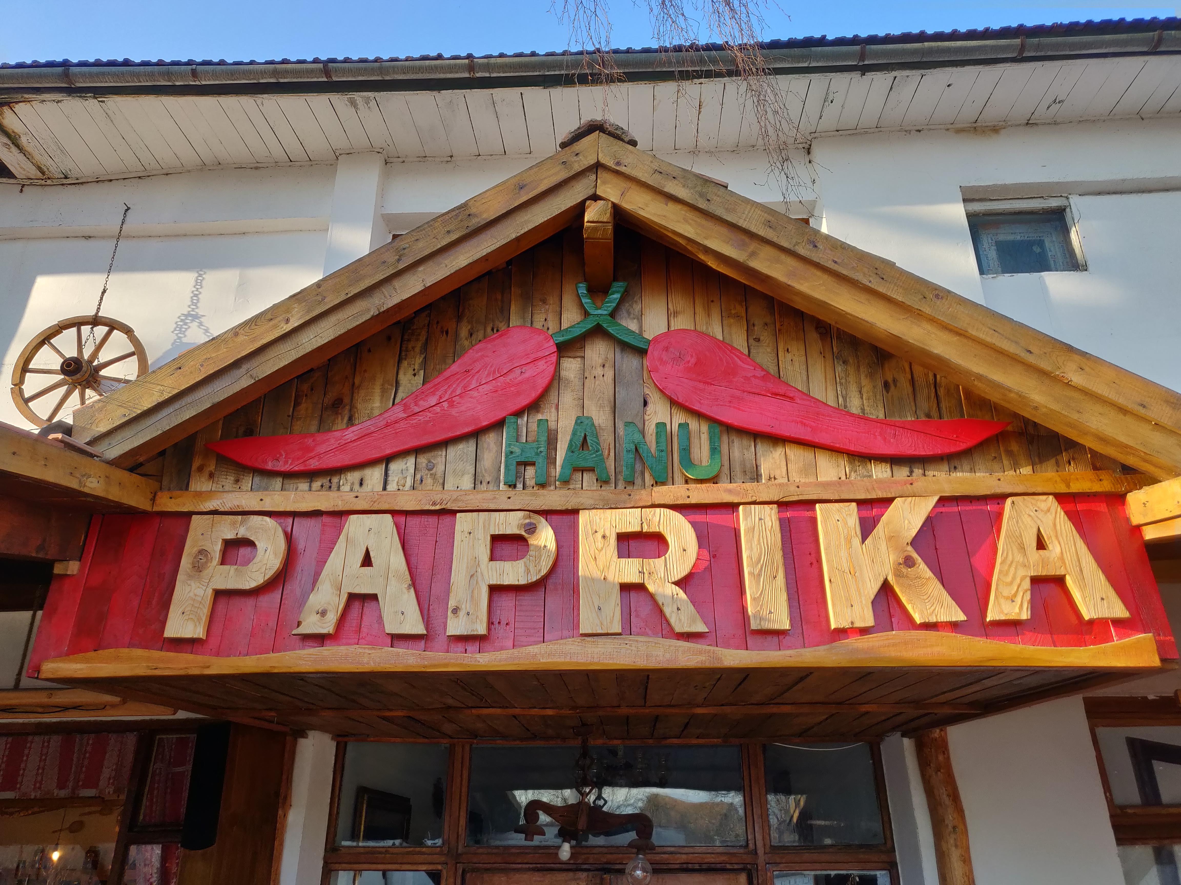 Hanu Paprika